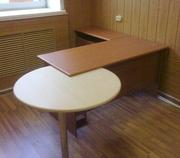 Офисная мебель,  кабинеты,  приёмные,  столы,  шкафы,  тумбы,  ресепшен на з