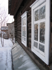 Традиционно русский дом!