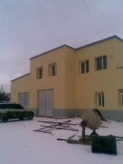 Производственная база 50 км от Перми