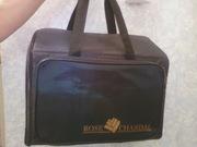"""Продам сумку-чемодан для визажа  """"ROSE CHANDAL """".Сумка растегивается..."""