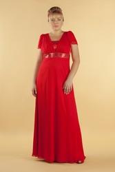 Нарядные платья для полных женщин от производителя ТЕТРА