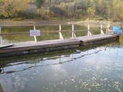 лодочная база стоянка Рубин