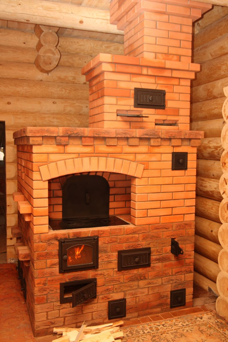Фото дизайн печей в доме