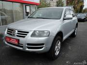 Volkswagen Touareg 2006 г.