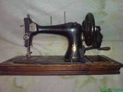 Антиквариатная швейная машина Кайзер