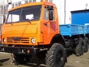 Продаю КАМАЗ вездеход 4310 после капитального ремонта.