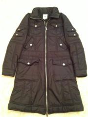 Женская длинная куртка Moschino