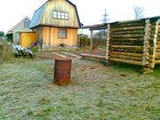 продам землю дом, в м/Заозерье, 5 мин от остановки Одино