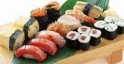 Скидки 50% на все блюда японской кухни без ограничения суммы заказа