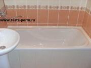 Реставрация ванн в Перми