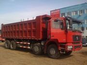 НОВЫЙ самосвал Шакман 8х4 SX3316DT366 40 тонн Евро 2 В НАЛИЧИИ