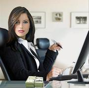 Помощник бухгалтера на первичную документацию