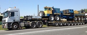Аренда трала 80 тонн,  100 тонн,  120 тонн,  140 тонн,  150 тонн,  180 тонн