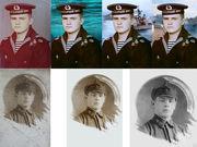 Реставрация фотографий и изображений со слайдов, фотопленок