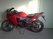 Мотоцикл GX-250