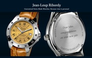 Private Label Custom Made Swiss Watches  Free worldwide delivery
