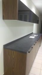 Кухонный гарнитур с экспозиции в салоне со скидкой