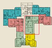 2х комн. кв. Дом сдан,  Целинная 39,  60 м/кв,  2/10 эт,  с отделкой,  свид