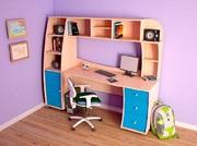 Детская мебель Юниор 2,  МДФ