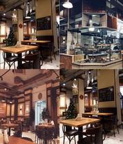 Продам готовый бизнес Кафе-Пекарня Поль Бейкери (Франшиза)