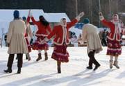 25 февраля Проводы русской зимы в