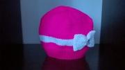 шапочки ручной работы новые