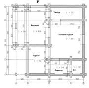 Оцилиндрованное бревно: Проектируем,  изготавливаем,  строим