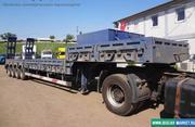 Полуприцеп-трейлер CIMC 60 тонн