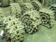 Продажа новых гусениц для ТТ-4 М по скидке