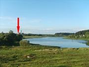 Дом на берегу озера. Беларусь
