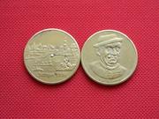 Продам  монетовидные  жетоны.
