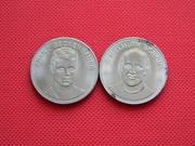 Монетовидные жетоны на тему Футбол.