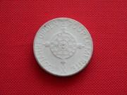 Памятный керамический жетон.