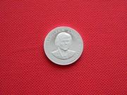 Монетовидные жетоны на тему Политики.
