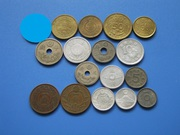 Продам монеты Японии хх века.