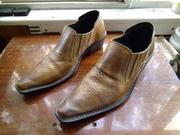 Продам Стильные мужские туфли