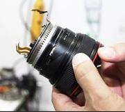 Ремонт объектива (Canon,  Nikon,  Samsung,  Sony,  Kodak,  Casio,  Panasonic