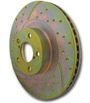 Тормозные диски для SUBARU LEGACY